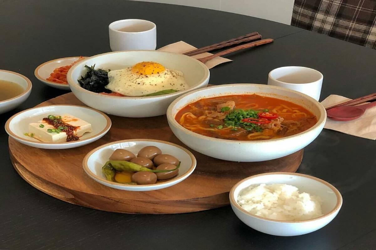 Comida coreana en Lima