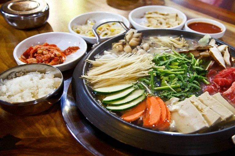 Comida Coreana en Málaga