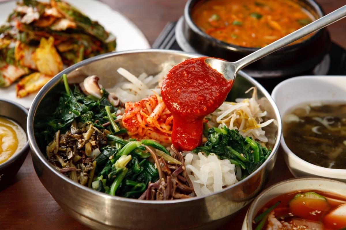 Comida coreana en Monterrey