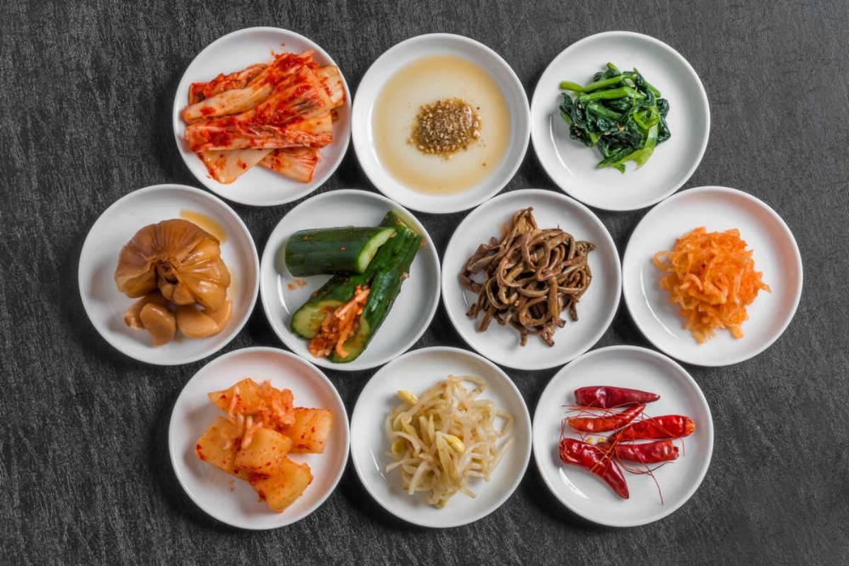 Comida coreana en Querétaro