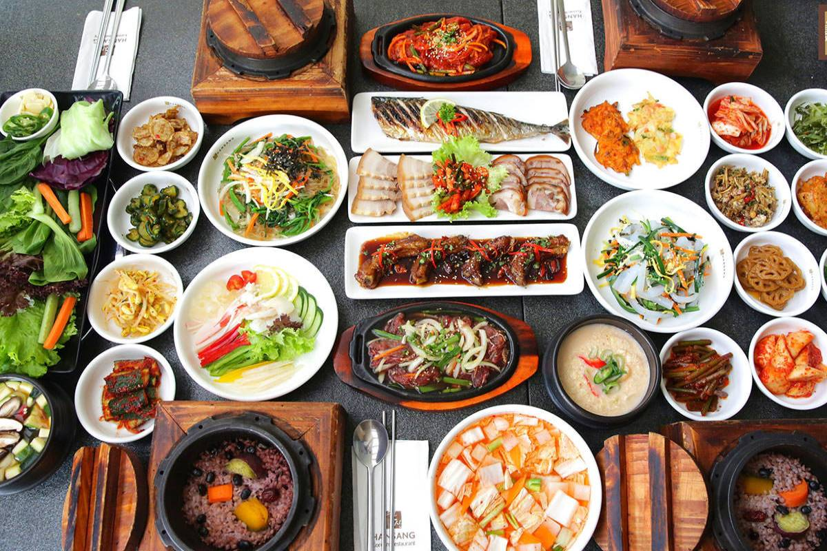 Comida coreana en Valencia